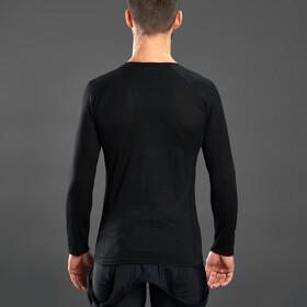 GripGrab Merino Polyfibre Long Sleeve Base Layer black